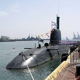 Deutsches Dolfin Jagd-U-Boot - Bild: Wikipedia
