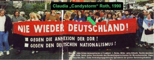 claudia roth 1990