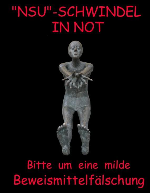 NSU-Schwindel in Not